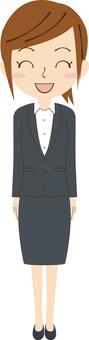Women business upright 16