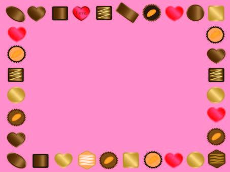 Chocolate frame ②