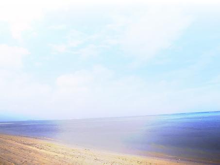 바다와 하늘 160503