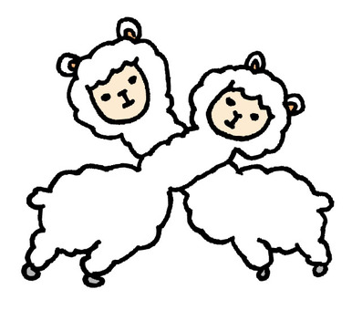 Alpaca Cross