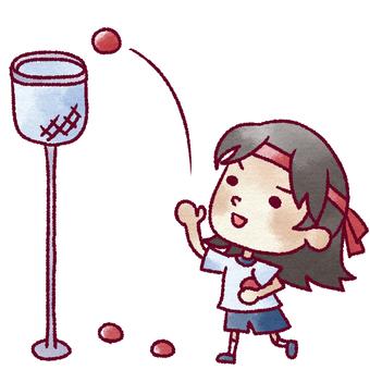 Ball ball (red set)