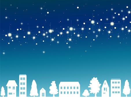 Starry sky 4