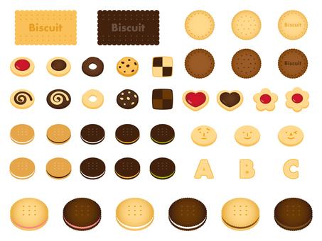 Cookie · Biscuits