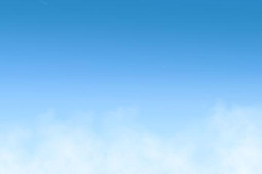 푸른 하늘 배경
