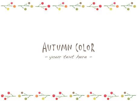 秋色フレームver99