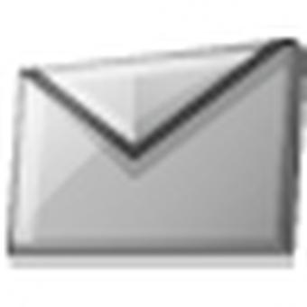 Mail icon (black)