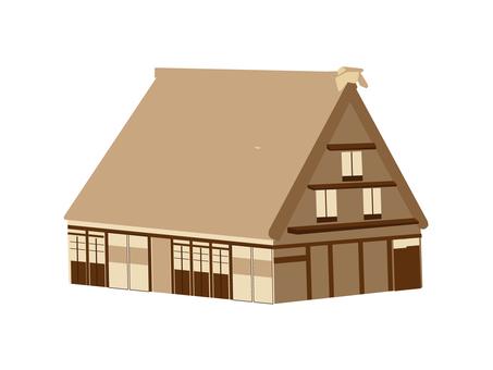 고대 민속 주택