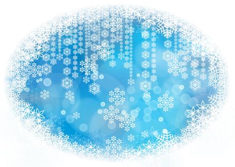 Snow pattern 5