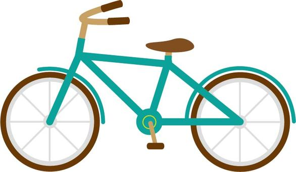 Bicycle (green)
