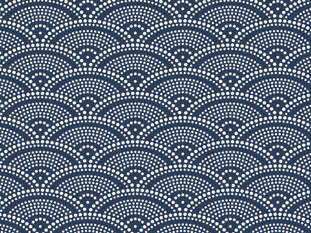 2 with ai stippling and Qinghai wave pattern swatch