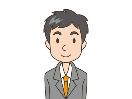 Person / man / business man 01