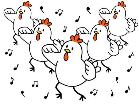 Chicken dance version 4
