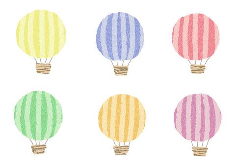 Shimashima balloon