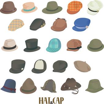 Hat likes set 01