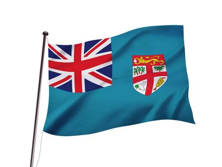 フィジーの国旗イメージ
