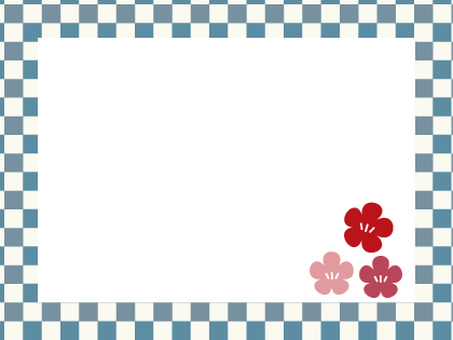 Japanese frame