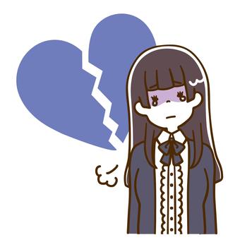 Female depression Menhera
