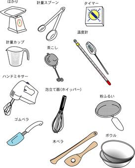 Sweets making tool 2