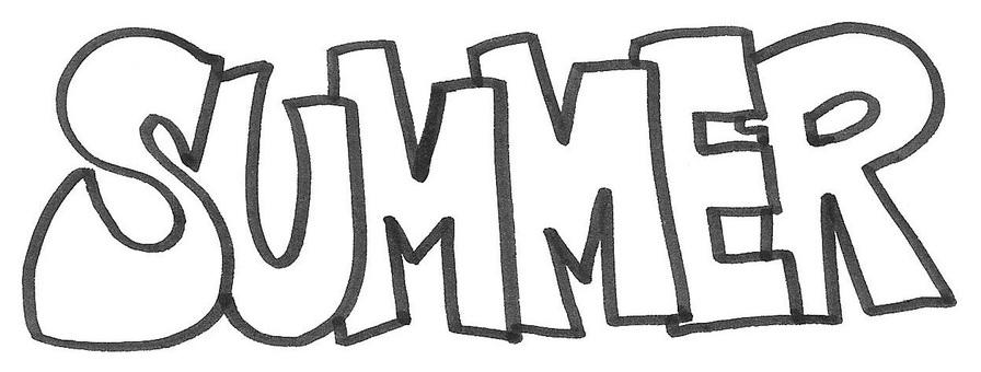 Summer logo summer