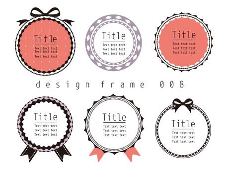 Design frame 008