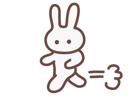 Run _ Usagi