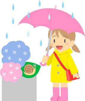 Summer / rainy season