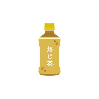 Hojicha plastic bottle