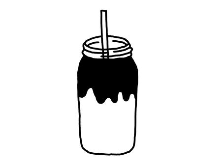 아이스 카페 라떼