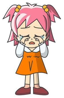 Girl - Sadness 6