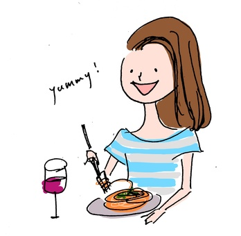 woman_lunch