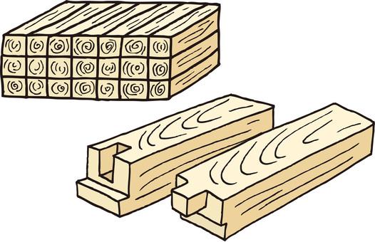 Wood illustrations