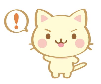 Cat (surprised)