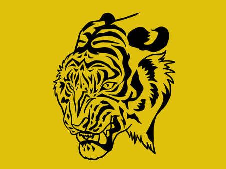 黄色いトラ