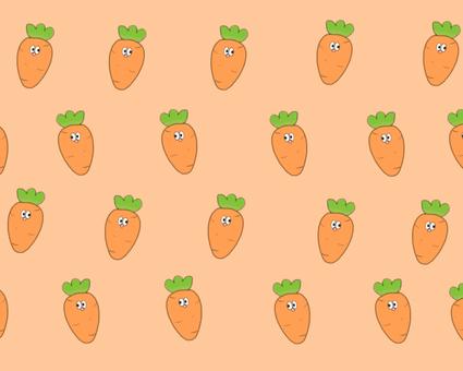 A lot of carrots!