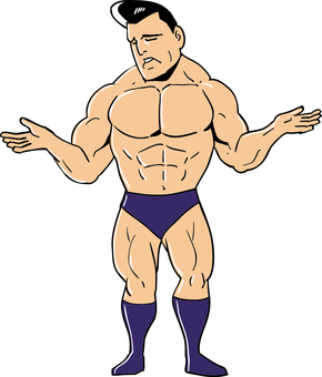 Macho-wrestler series 4