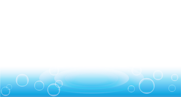 Water surface background (transparent)