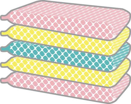 Sponge (5 pieces set)