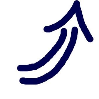 Arrow (upper)