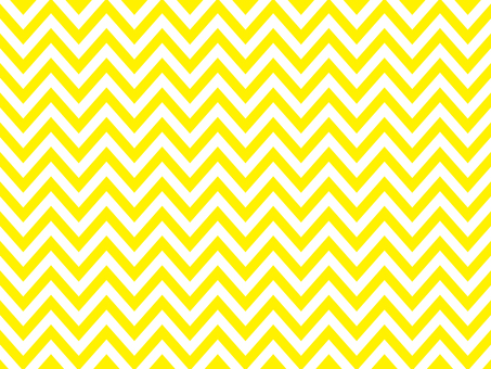 Zigzag pattern background yellow