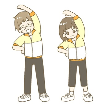 Radio gymnastics 2
