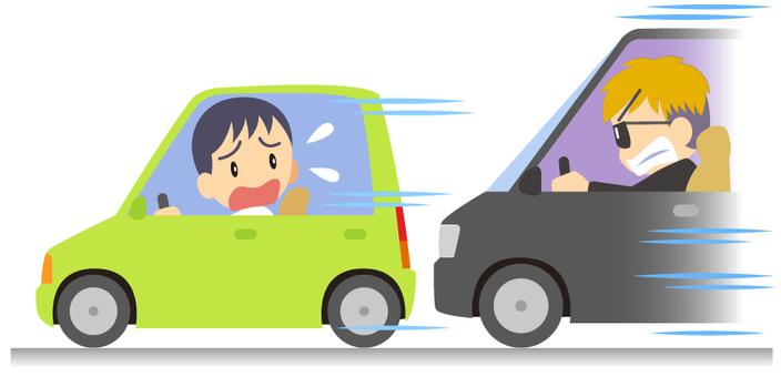 Tilting driving
