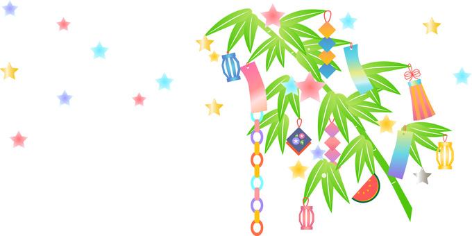 笹 Star Festival Star