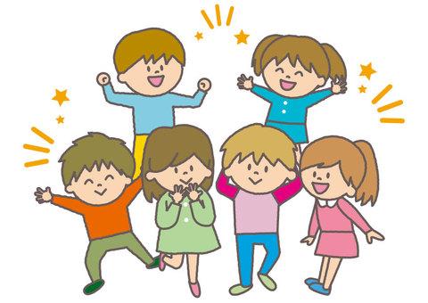 Energetic children 5