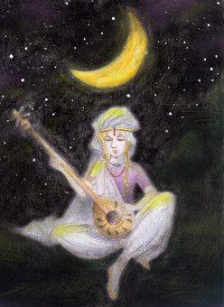 Midnight minstrel