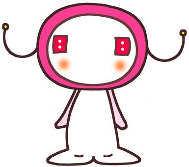 Alien character.2