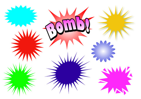 bomb land