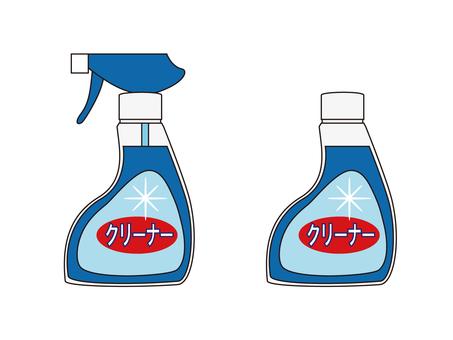 Residential detergent (spray)