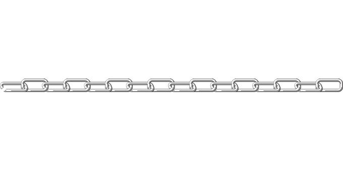 Chain straight
