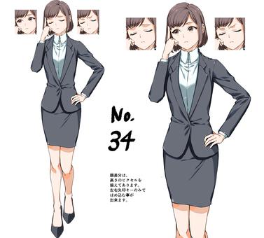 OL山田さん34