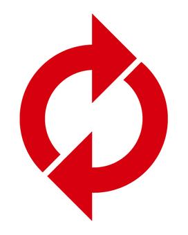 Arrow circle 04